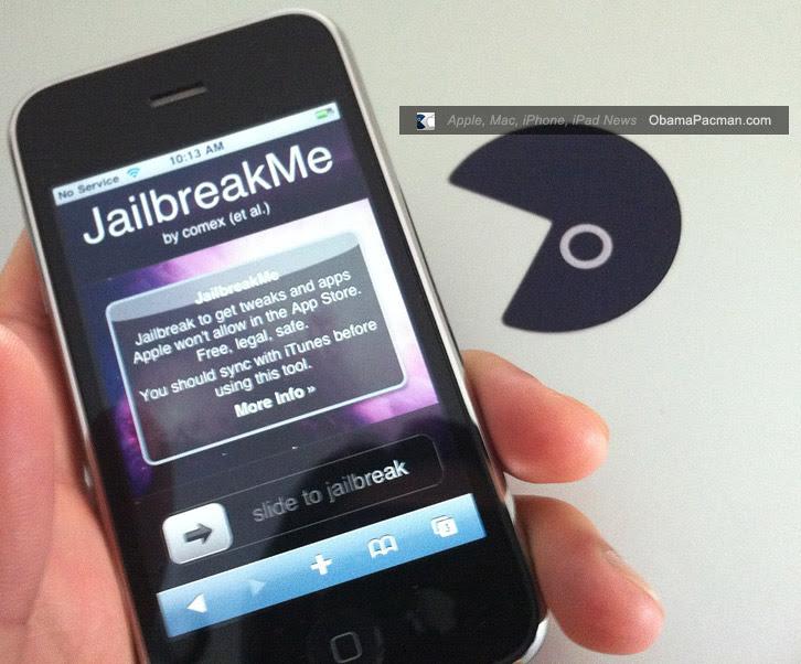 Jailbreak iPhone 4, 3GS! iP4 Unlock in 48 Hours | Obama Pacman