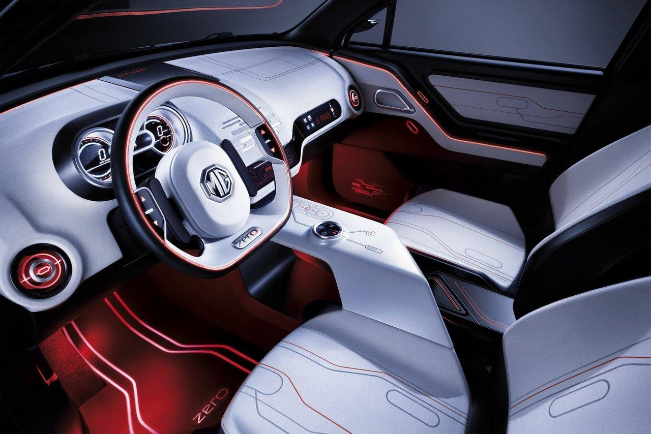 Basic Elements of Car Interior Design | BlogLet.