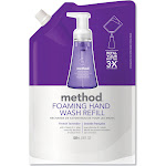 Method Foaming Hand Wash Refill, French Lavender, 28 oz