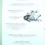 ヴォー地方料理のスペシャリテ。全てソーセージ、ソーシソン系です。