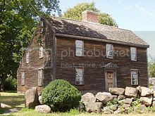 home of Susanna Boylston and John Adams, Sr. and birthplace of Founding Father John Adams