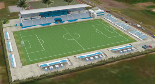 Sport Systems Awarded Barbados Football Association's New Stadium Project