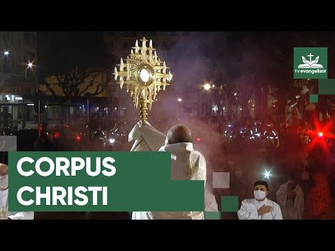 Especial de Corpus Christi 2020