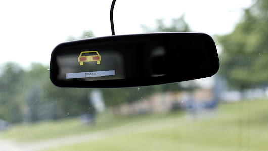 New Era in Safety When Cars Talk to One Another