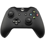 Overstock 2.4GHz Wireless Game Controller (Black)