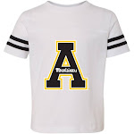 NCAA App State Mountaineers PPAPP032, G.A.3037, BSW, 3T