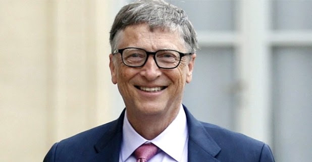 Bill Gates' Charitable Works For The Betterment Of The World Is Applaud-Worthy