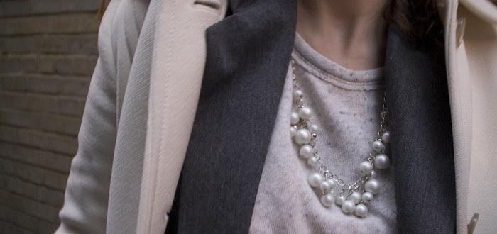 suit alternative, wear to work, light neutrals, dash dot dotty, outfit blog, ootd