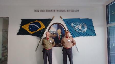 SEDEC-RJ participa de Curso de Ações de Apoio Humanitário em Resposta a Emergências e Desastres