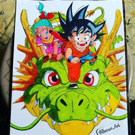dragon ball  drawings anime amino
