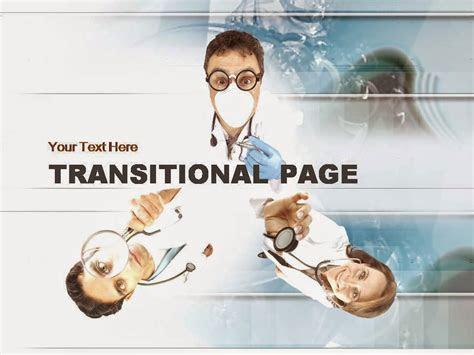 template powerpoint  tema kesehatan deqwan blog
