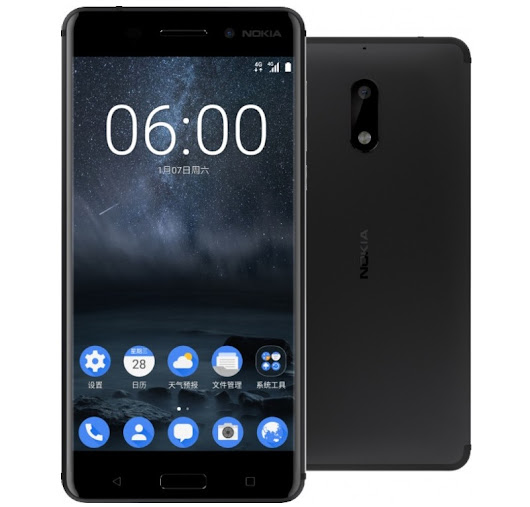Nokia 6 is now a Reality; Powered by Android Nougat 7.0 and is China Exclusive