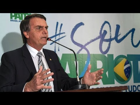 Brazil's El Trumpo Leading the Polls
