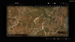TW3 Wild Hunt Dirty Funds Hidden Treasure