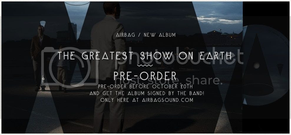 AIRBAG - Greatest Show on Earth - Amazon.com Music