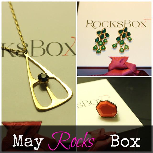 May 13 Rocks Box Collage
