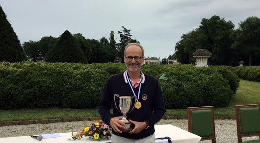 Markus Frank is European Champion in golf | Executive School HSG