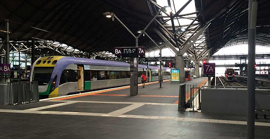 Free V/Line coach and rail travel this week