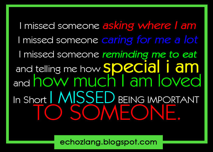Quotes About Someone Important To You 81 Quotes