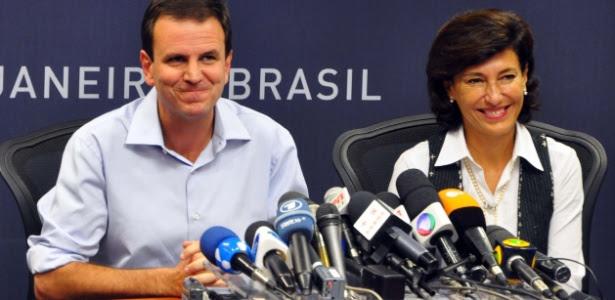 Prefeito Eduardo Paes terá muito trabalho até a concretização dos Jogos Olímpicos
