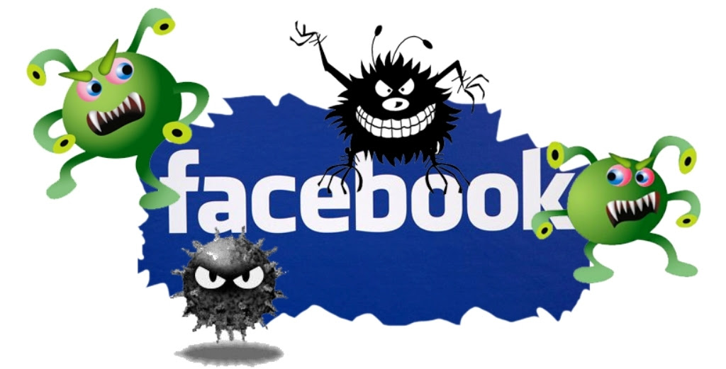 Malicious virus on Facebook