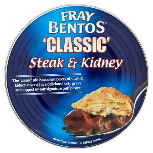 Fray Bentos 425g pies various flavours £1 @ Morrisons ...