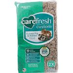 Carefresh Custom Rabbit Guinea Pig Pet Bedding 30 L Natural
