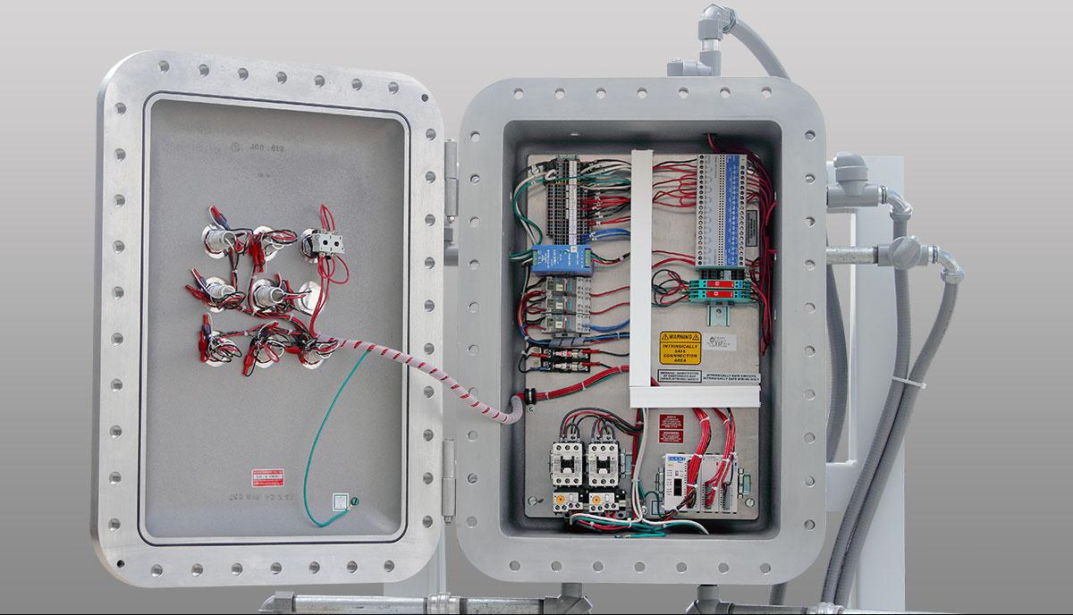 Duplex Pump Control Panel Wiring Diagram