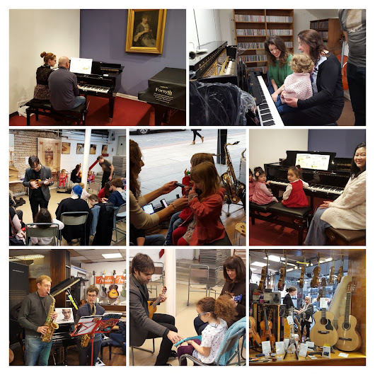 Learn To Play Day – Saturday 24 June - Sunday 25 June 2017 - Forsyths Music Shop