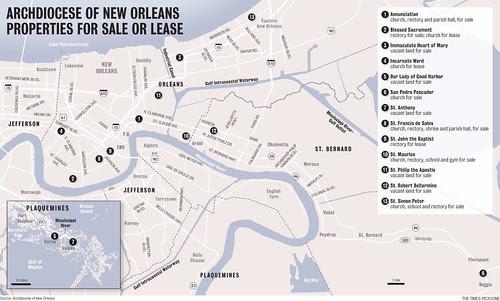 2011 Church Sale New Orleans