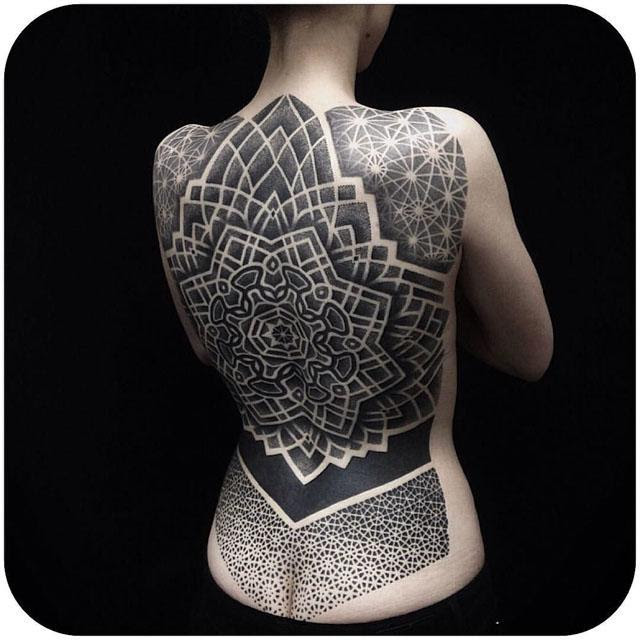 Dance Of Death Tattoo On Full Back Best Tattoo Ideas Gallery