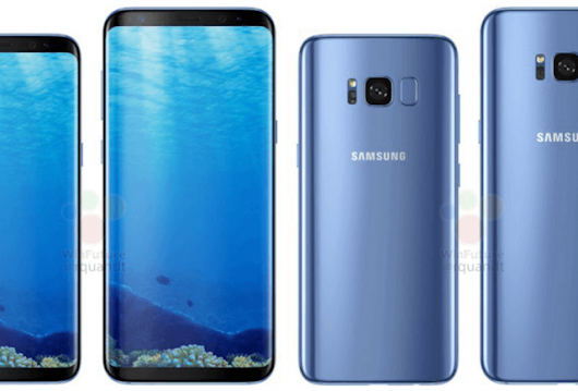 Massive Galaxy S8 Leak Reveals 25 New Features