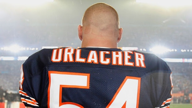 Replacing Brian Urlacher No Easy Task