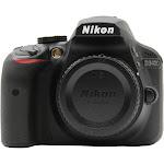 Nikon D3400 24.2 MP Digital SLR Camera - Black - Body Only