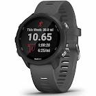 Garmin Forerunner 245, GPS Running Smartwatch with Advanced Dynamics (Slate Gray)