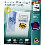Avery 76006 Premium Heavyweight Acid-Free Sheet Protectors (250 Sheets)