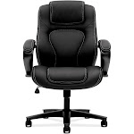 HON Managerial Office Chair - High-Back Computer Desk Chair (BSXVL402)