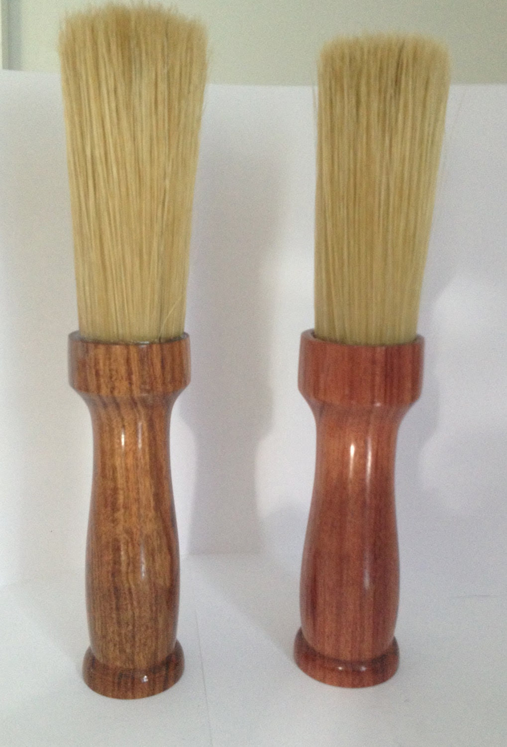 Neck duster / shop brush - DoubleSharpWoodwork