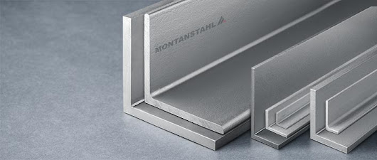 Stainless Steel Angles - The Most Popular Profiles | Montanstahl