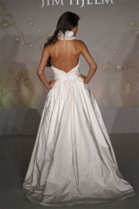 Ballgown/Full Skirt with natural waist and low back CORSET