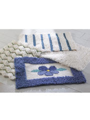 Loop Stitch Rugs Pattern Pack