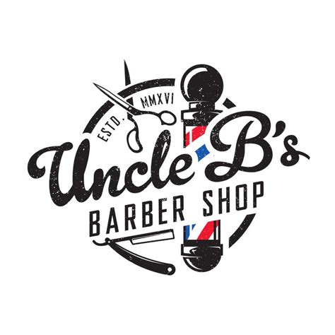 barber shop fun design logo design contest