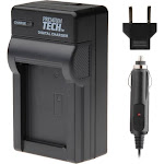 Premium Tech PT-99 Mini Battery Charger for Panasonic DMW-BLH7 / DMW-BLH7E