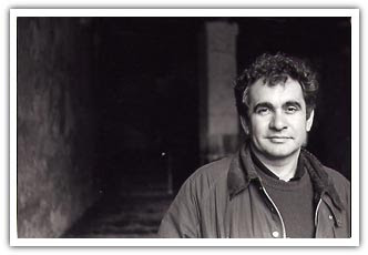 Bernardo Atxaga, foto de Ernesto Valverde