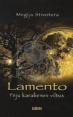Latvian edition of Lament