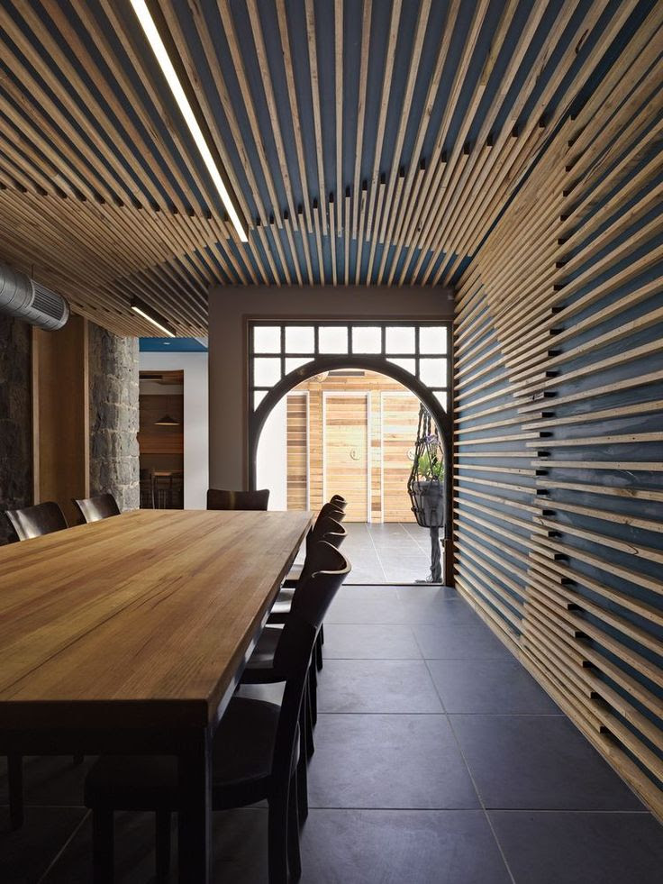 Hell of The North in #Melbourne, #Australia by Smlwrld  #restaurant #architecture #design #wood