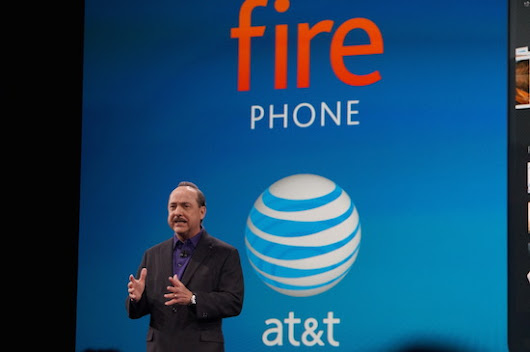 Missing from the Amazon Fire phone: A special voice or data plan from AT&T - GeekWire