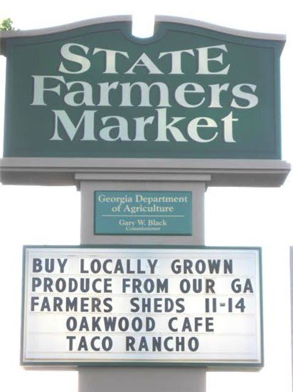Atlanta Farmers Market - Ga Dept of Agriculture