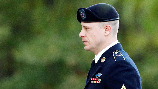 Bergdahl dishonorably discharged, no jail time after emotional trial