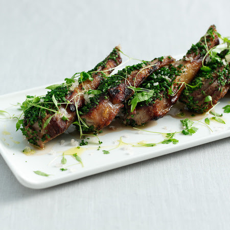 Marco Pierre White Recipe: Indulgent Herbed Lamb Chops